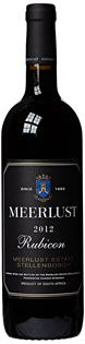 Meerlust Rubicon 2009 750ml